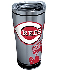 Cincinnati Reds 20oz. Genuine Stainless Steel Tumbler