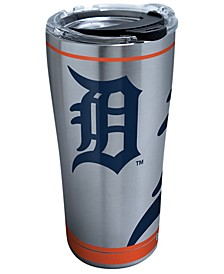 Detroit Tigers 20oz. Genuine Stainless Steel Tumbler