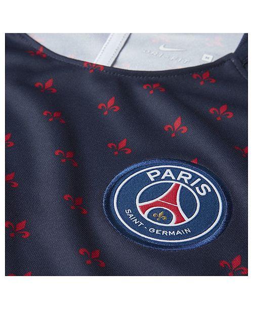 low priced 90bbe 87d37 Nike Paris Saint-Germain Club Team Dry Squad T-Shirt GX 2 ...