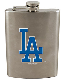Memory Company Los Angeles Dodgers 8oz Stainless Steel Flask