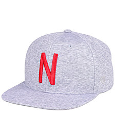 Top of the World Nebraska Cornhuskers Solar Snapback Cap