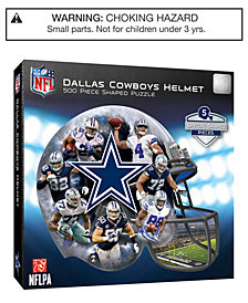 MasterPieces Dallas Cowboys 500 Piece Shaped Puzzle