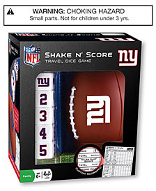 MasterPieces New York Giants Shake N Score Game