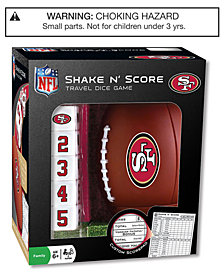 MasterPieces San Francisco 49ers Shake N Score Game