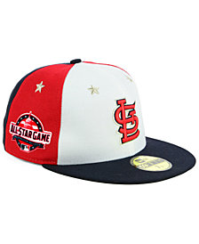 New Era Boys' St. Louis Cardinals All Star Game w/Patch 59FIFTY FITTED Cap