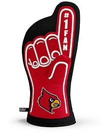 You The Fan Louisville Cardinals #1 Fan Oven Mitt