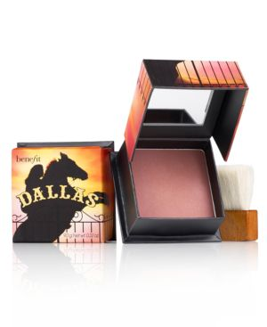 BENEFIT DALLAS DUSTY ROSE POWDER BLUSH - DUSTY ROSE