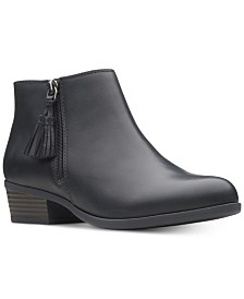 Clarks Collection Women's Addiy Terri Booties