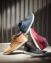 Timberland Mens Groveton Hi Top Sneakers Created For Macys