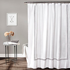 "Hotel Collection 72""x 72"" Shower Curtain"