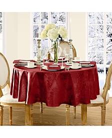 "Elrene Barcelona 90"" Round  Tablecloth"