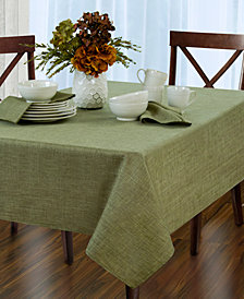 Elrene Pennington Green Table Linen Collection
