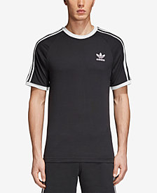 adidas Originals Men's California 3-Stripes T-Shirt