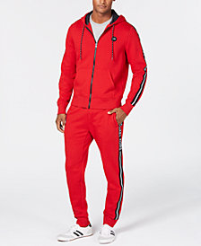 Michael Kors Mens Logo Fleece Sweatsuit