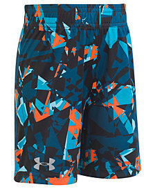 Under Armour Toddler Boys Printed Fracture Boost Shorts