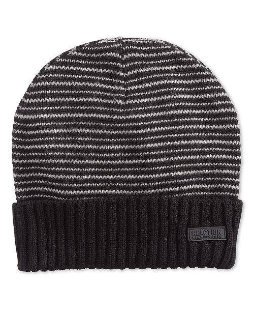 Men s Striped-Cuff Beanie ce20c6fbcb0