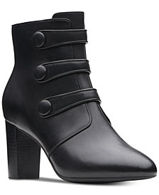 Clarks Collection Women's Chryssa Ella Booties
