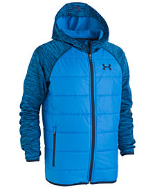 Under Armour Big Boys Day Trekker Hooded Jacket