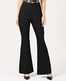 I.N.C. Petite Wide-Leg Pants, Created for Macy's