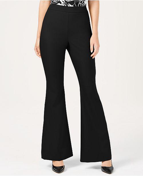 INC International Concepts I.N.C. Petite Wide-Leg Pants, Created for Macy's