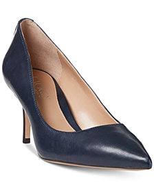 Lauren Ralph Lauren Lanette Pointed-Toe Pumps