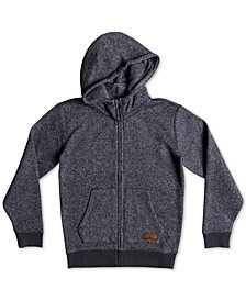 Quiksilver Big Boys Keller Full-Zip Hoodie