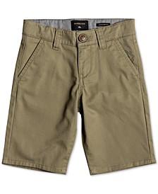 Little Boys Everyday Union Stretch Shorts