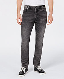 American Rag Men's Slim-Fit Sterling Stripe Jeans, Created for Macy's