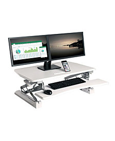 Airlift Xl Sit-Stand Mobile Desk