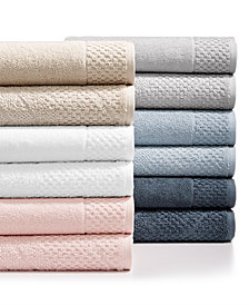 Juliette LaBlanc Mix & Match Cotton Textured Towel Collection