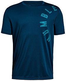 Under Armour Big Boys Humble-Print T-Shirt
