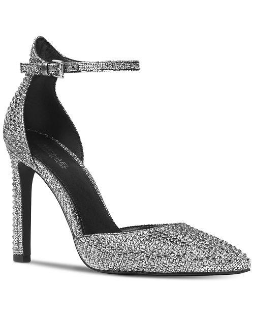 f9470ec6e5 Michael Kors Lisa Pointy Toe Pumps & Reviews - Pumps - Shoes - Macy's
