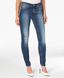 Calvin Klein Jeans Mid Rise Skinny Jeans, CKJ 011