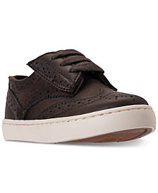 Polo Ralph Lauren Toddler Boys' Alek Oxford EZ Casual Sneakers from Finish Line