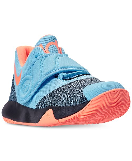 8717fd87b25 Nike Little Boys  KD Trey 5 VI Basketball Sneakers from Finish Line ...