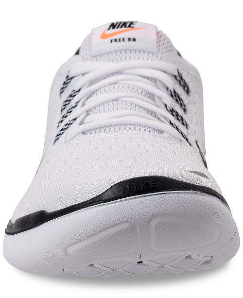 Nike Women's Free RN 2018 Just Do It Running Sneakers from