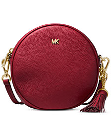 MICHAEL Michael Kors Medium Circle Cantee