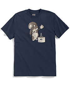 EMS® Men's Roasting Marshmallows With Irving B. Squirrel Graphic Cotton T-Shirt