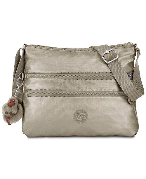 6d6c73fba Kipling Alvar Crossbody Bag & Reviews - Handbags & Accessories - Macy's