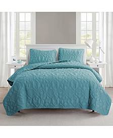 Shore Embossed Quilt Sets