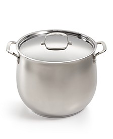 16-Qt. Sand Blasted Stockpot, Created for Macy's