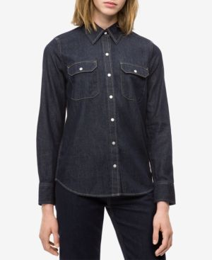 COTTON WESTERN SHIRT