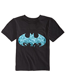 DC Comics Toddler Boys Batman Graphic Cotton T-Shirt