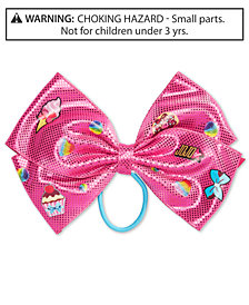 Nickelodeon Little & Big Girls JoJo Siwa Reversible Hair Bow