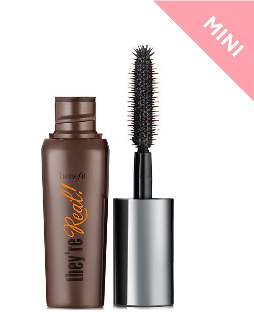 06a55ee892c Benefit Cosmetics they're real! mini mascara & Reviews - Makeup ...
