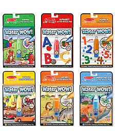 Melissa & Doug 6-Pk. Water Wow! Water Reveal Pads