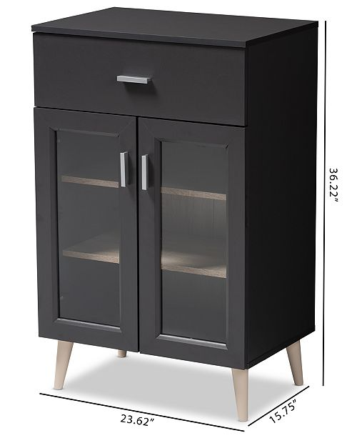Santesa Kitchen Cabinet, Quick Ship
