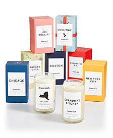 Homesick Candle Collection