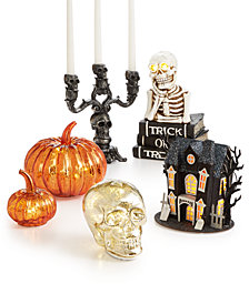 CLOSEOUT! Martha Stewart Collection Halloween Decor Collection, Created for Macy's