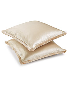 "Lacourte Sam 20"" Square Decorative Pillow Pack, Created for Macy's"